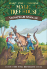 Dingoes at Dinnertime (Magic Tree House #20) Cover Image