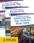 Travel America's Landmarks (Set of 6) Cover Image