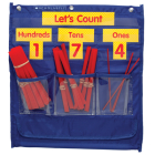 Counting Caddie and Place Value Pocket Chart Cover Image
