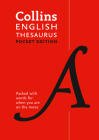 Collins Pocket – Collins English Thesaurus: Pocket edition Cover Image
