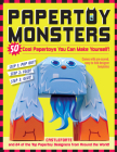 Papertoy Monsters: Make Your Very Own Amazing Papertoys! Cover Image