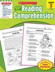 Scholastic Success With Reading Comprehension: Grade 3 Workbook Cover Image
