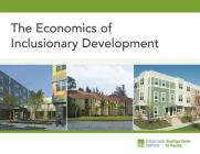 The Economics of Inclusionary Development Cover Image