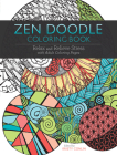 Zen Doodle Coloring Book: Relax and Relieve Stress with Adult Coloring Pages Cover Image