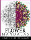 Floral Mandala Coloring Books Volume 2: Mandala Meditation Coloring Book Cover Image