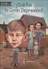 Que Fue La Gran Depresion? (What Was...) Cover Image
