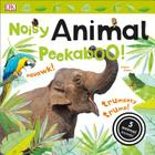 Noisy Animal Peekaboo!: 5 Animal Sounds! (Noisy Peekaboo!) Cover Image