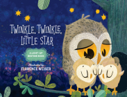 Twinkle, Twinkle, Little Star: A Light-Up Bedtime Book Cover Image