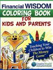 Financial Wisdom Coloring Book for Kids and Parents Cover Image