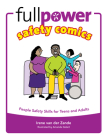 Fullpower Safety Comics: People Safety Skills for Teens and Adults (Kidpower Safety Comics) Cover Image