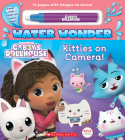 Gabby's Dollhouse Water Wonder (A Gabby's Dollhouse Water Wonder Storybook) Cover Image