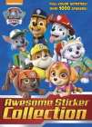 PAW Patrol Awesome Sticker Collection (PAW Patrol) Cover Image