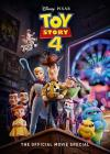 Toy Story 4: The Official Movie Special Book Cover Image