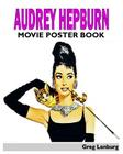 Audrey Hepburn Movie Poster Book Cover Image
