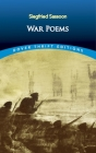 War Poems (Dover Thrift Editions) Cover Image