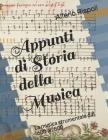 Appunti di Storia della Musica: La musica strumentale dal '600 all'800 Cover Image