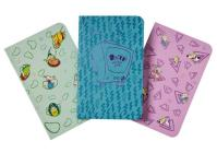Rocko's Modern Life Pocket Notebook Collection (Set of 3) (90's Classics) Cover Image