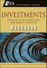 Investments Workbook: Principles of Portfolio and Equity Analysis (Cfa Institute Investment #38) Cover Image