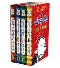 Diary of a Wimpy Kid Box of Books Cover Image