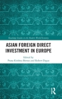 Asian Foreign Direct Investment in Europe (Routledge Studies in the Modern World Economy) Cover Image