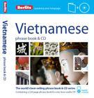 Berlitz Vietnamese Phrase Book & CD Cover Image