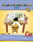 Jolly Phonics Student Book 2 (Colour in Print Letters) Cover Image