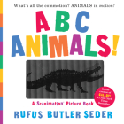 ABC Animals!: A Scanimation Picture Book Cover Image