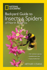 National Geographic Backyard Guide to Insects and Spiders of North America Cover Image