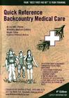 Backcountry Medical Care: Quick Reference Cover Image