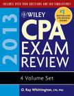 Wiley CPA Exam Review 4 Volume Set Cover Image
