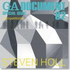 GA Document 82 - Special Issue: Steven Holl Cover Image