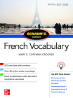 Schaum's Outline of French Vocabulary, Fifth Edition Cover Image