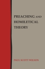 Preaching and Homiletical Theory Cover Image