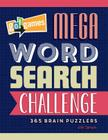 Go!Games Mega Word Search Challenge Cover Image