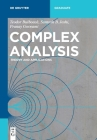 Complex Analysis: Theory and Applications (de Gruyter Textbook) Cover Image