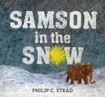 Samson in the Snow Cover Image