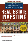 The McGraw-Hill 36-Hour Course: Real Estate Investing, Second Edition (McGraw-Hill 36-Hour Courses) Cover Image