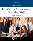 Law Office Management for Paralegals (Aspen Paralegal) Cover Image
