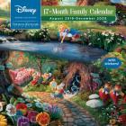 Thomas Kinkade Studios: Disney Dreams Collection 17-Month 2019-2020 Family Wall Cover Image