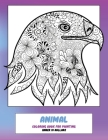 Coloring Book for Painting - Animal - Under 10 Dollars Cover Image
