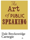 The Art of Public Speaking: Annotated Cover Image