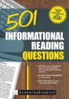 501 Informational Reading Questions Cover Image
