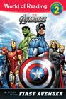 The Avengers: The Return of the First Avenger (Level 2) (World of Reading) Cover Image
