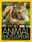 Animal Encyclopedia: 2,500 Animals with Photos, Maps, and More! Cover Image