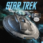 Star Trek Ships of the Line 2021 Wall Calendar Cover Image