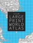 GClub Large Print World Atlas Cover Image