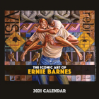 The Iconic Art of Ernie Barnes: 21eb Cover Image