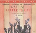 Days of Little Texas Cover Image