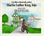 Libro Illustrado de Martin Luther King, Hijo Cover Image
