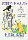 Poetry for Cats: The Definitive Anthology of Distinguished Feline Verse Cover Image